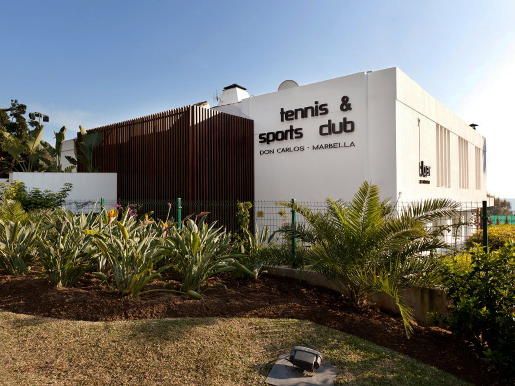 Tennis & Sports Club Don Carlos | Interioristas Barcelona | MOEM Studio