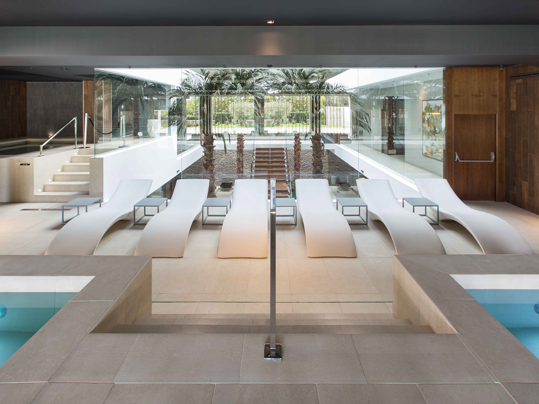 The Oasis Spa & Wellness Marbella | Interioristas Decoradores | MOEM Studio