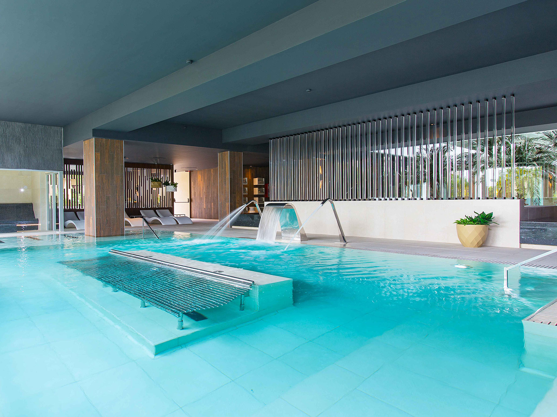 The Oasis Spa & Wellness Marbella | Interioristas Hospitality | MOEM Studio