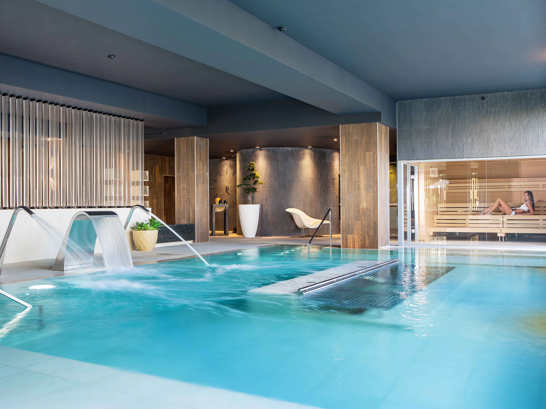 The Oasis Spa & Wellness Marbella | Interioristas Barcelona | MOEM Studio
