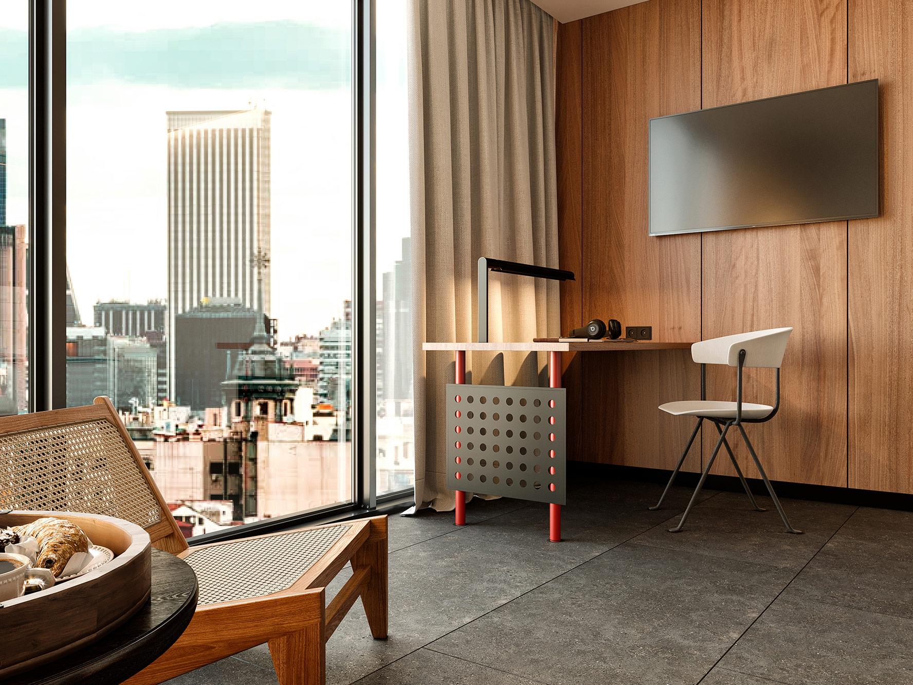 ZAG | Interioristas Hospitality | MOEM Studio